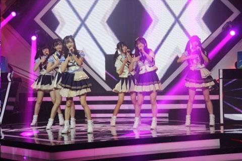 电竞女神SNH48 | PentaQ 在现场