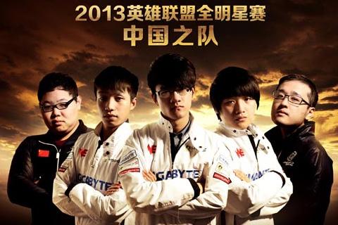 《英雄联盟》时间简史(中、2012-2013)