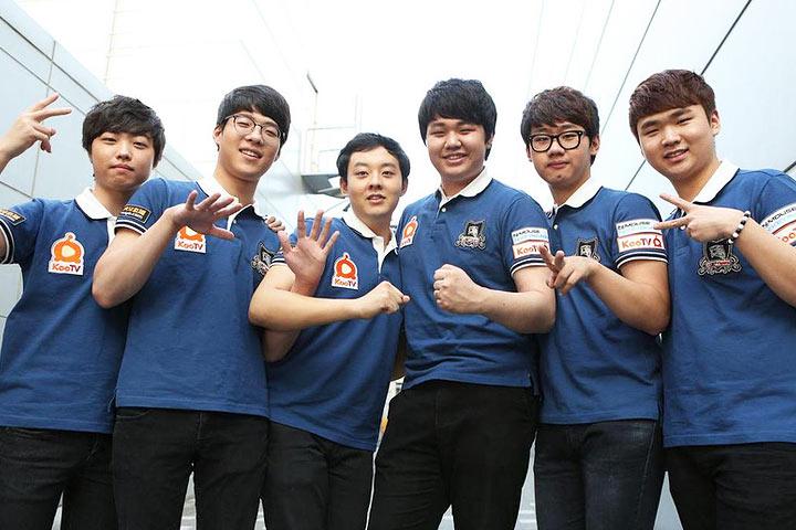 2015全球总决赛战队巡礼:LCK赛区 KOO
