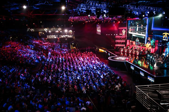 2015全球总决赛小组赛第一周红黑评