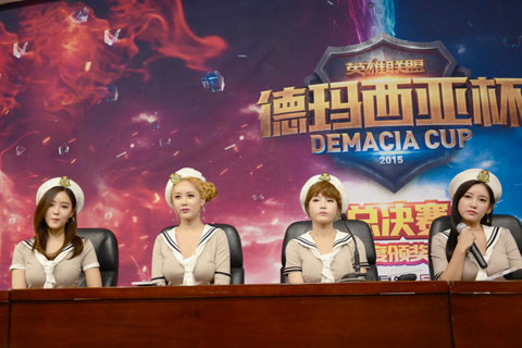 德杯表演嘉宾T-ara采访 | PentaQ在现场