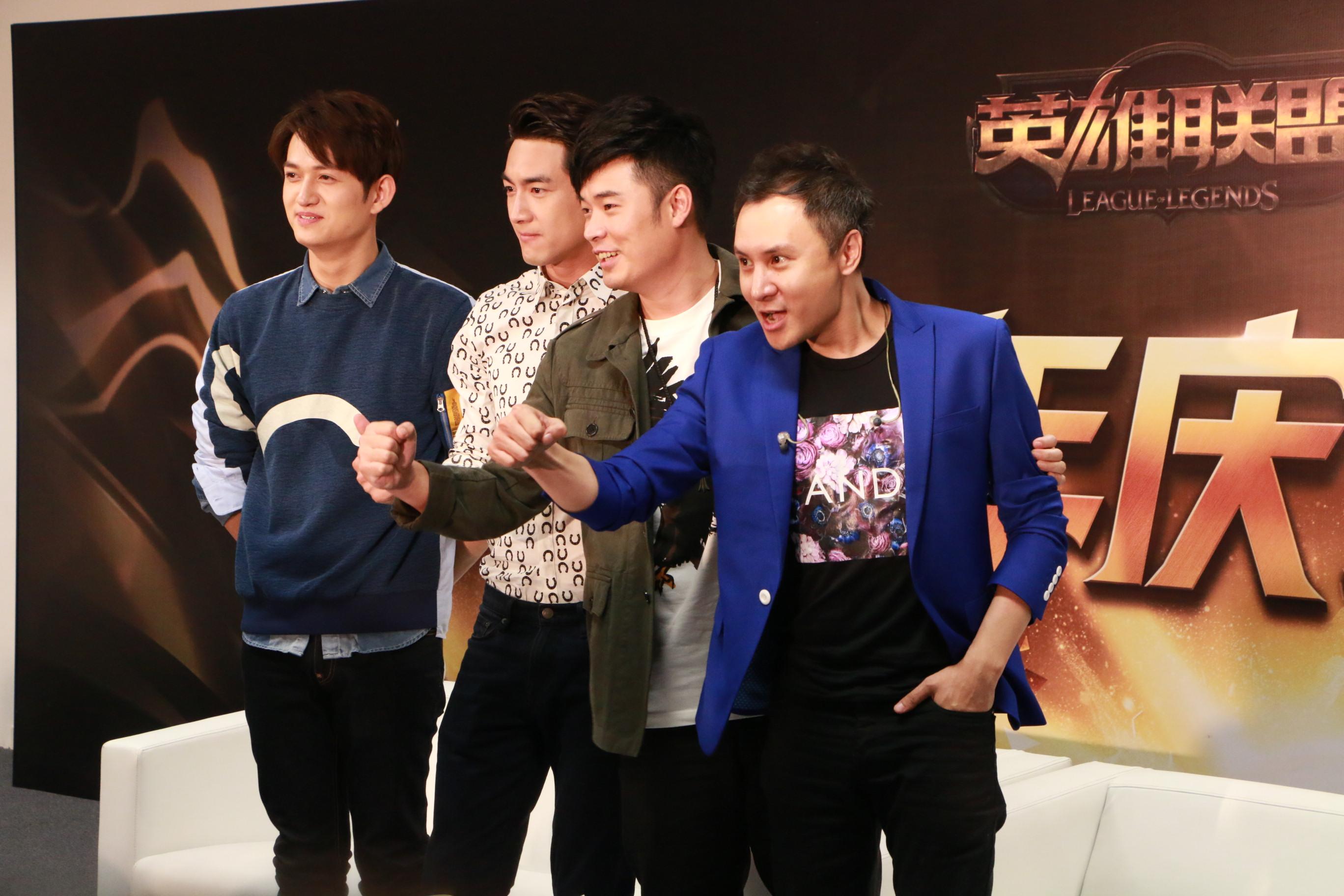 五周年表演赛·中国明星队赛前采访:马可表示力保林更新