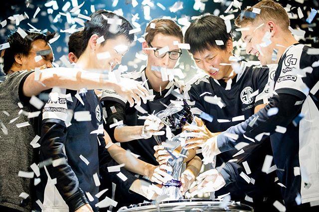 2016NA LCS夏季总决赛速报:TSM!TSM!TSM!