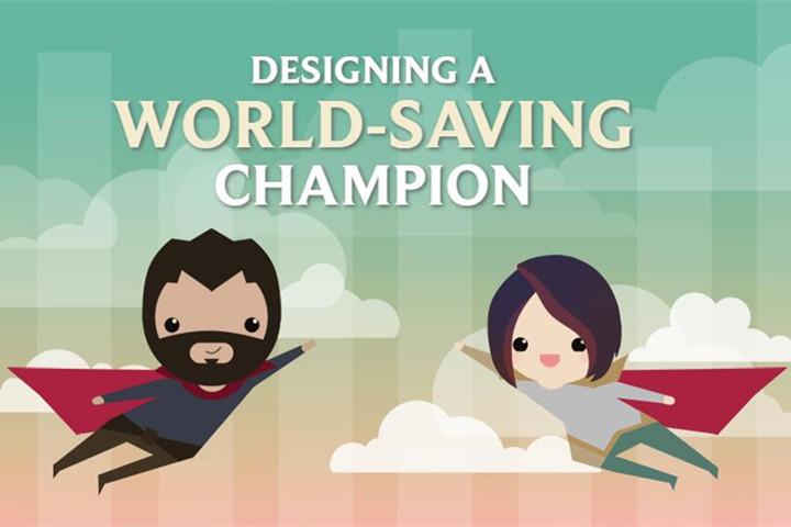 0926联盟午报:拳头请玩家设计心目中的拯救世界超级英雄