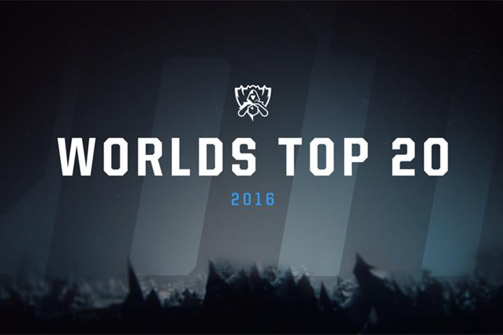 0927联盟午报:2016二十位世界选手评选过程;LCK出征前采访