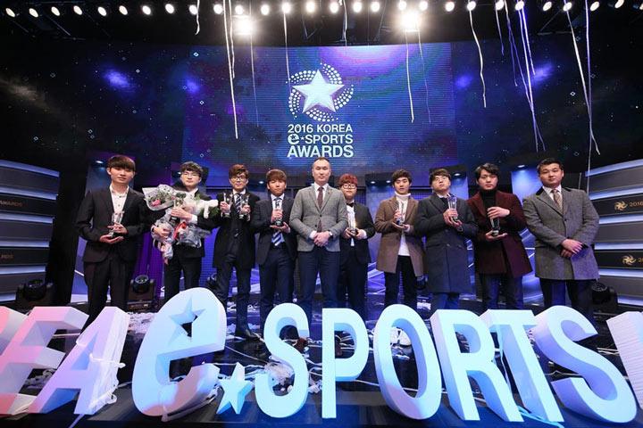 韩国电竞大赏的今天和过去:严肃总结 休闲观看