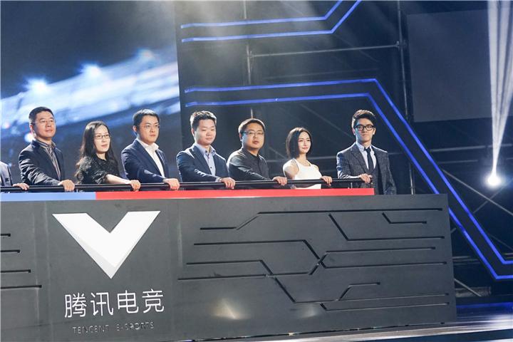 腾讯电竞发布会采访:我们是托于腾讯体系的开放电竞平台
