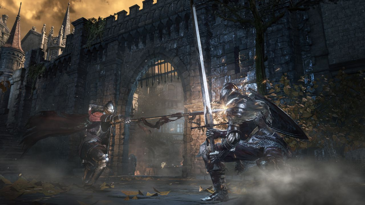 """3:魔兽后裔很喜欢高难度的""""魂""""系列动作游戏,为此他入手了一台PS4.jpg"""