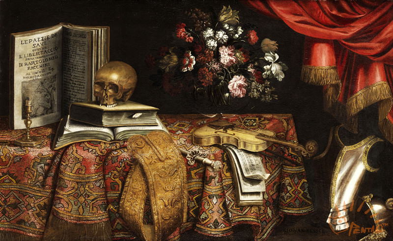 虚空派画作——来自维基百科Pier Francesco Cittadini from 17th century school.jpg