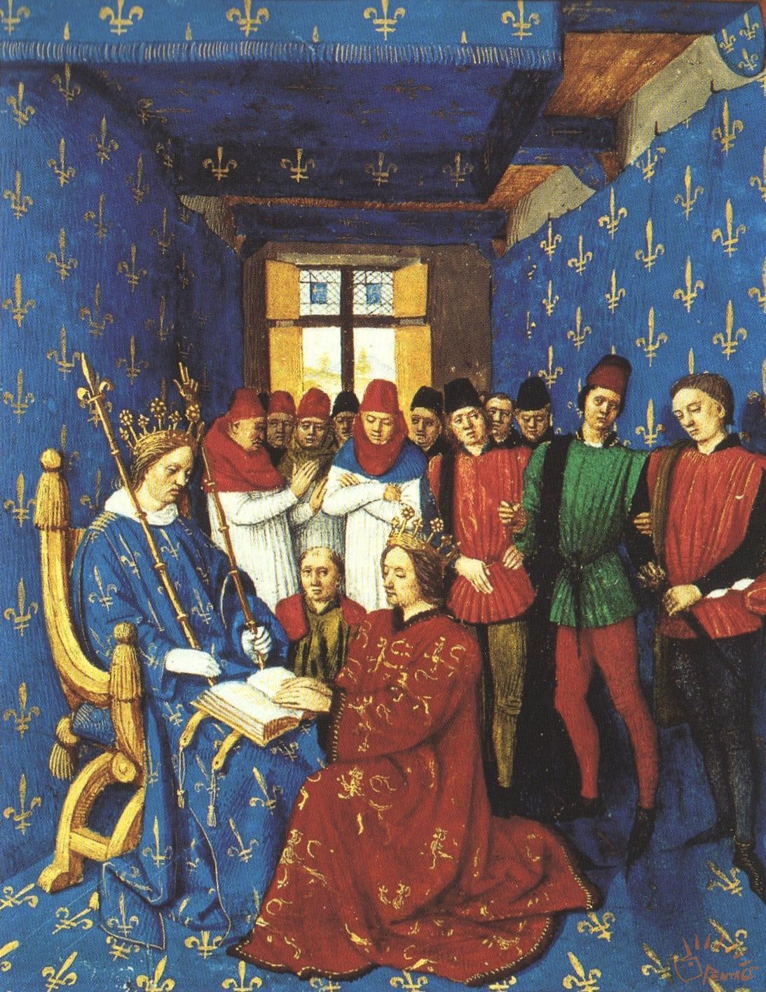4.31法国国王腓力四世Philip_IV_of_France.Hommage_of_Edward_I_to_Philippe_le_Bel.jpg