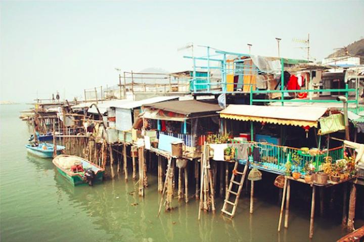返乡日香港篇:中华传统与水上人家