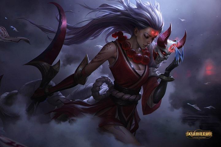 血月主题探秘:以祭祀为名、行杀戮之实