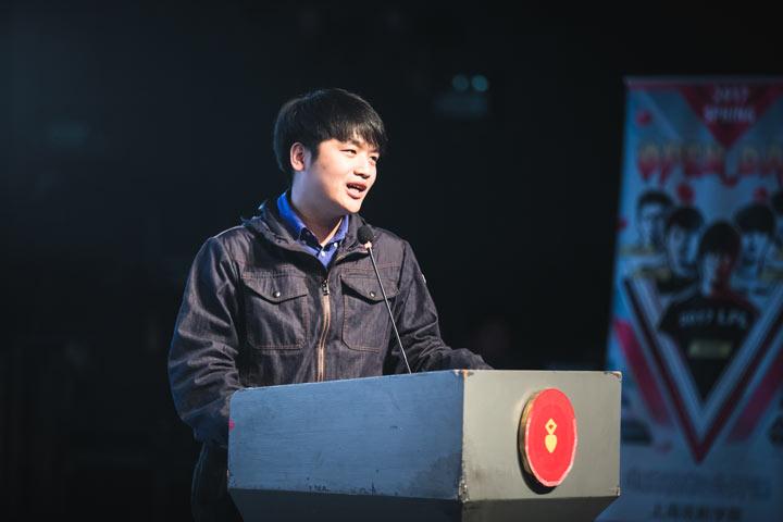 OPENDAY高校公开课·Weixiao演讲稿:职业电竞教会我的事