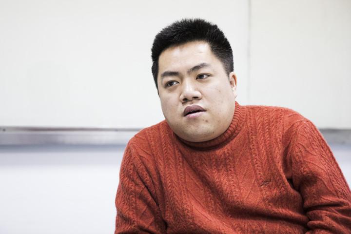 【人物】黄旭东:我们那一代人没有那么怕输
