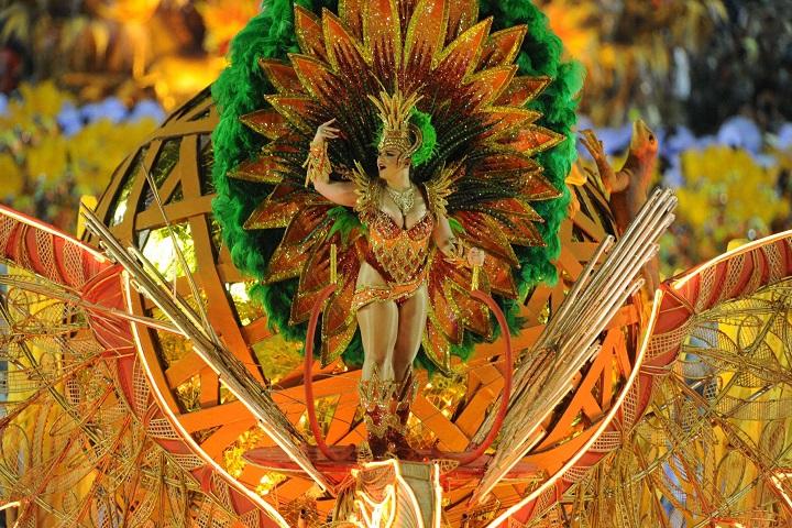 【巴西印象】桑巴——巴西的欢乐与哀痛之章