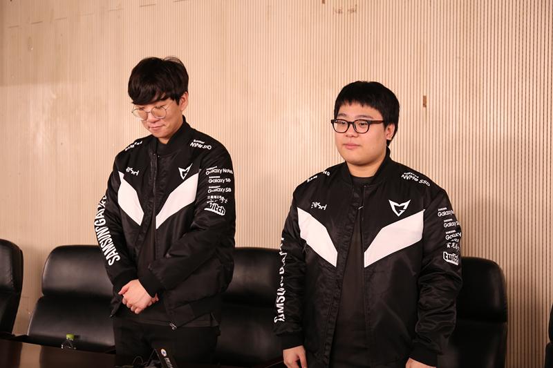 SSG赛后采访:想跟中国队伍都交手看看