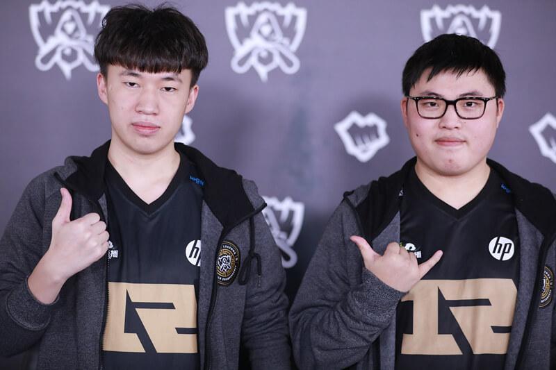 RNG赛后采访:遇到韩国队时不尽自己最大的努力很难赢