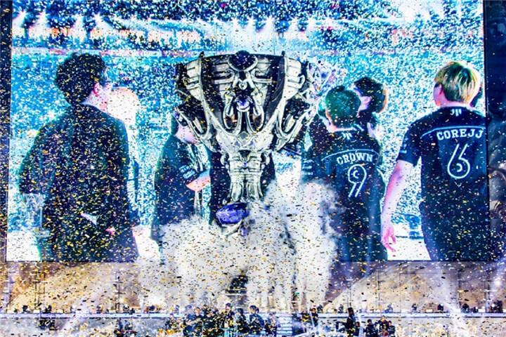【老外怎么看】2017全球总决赛决赛:三星厉害炸了!