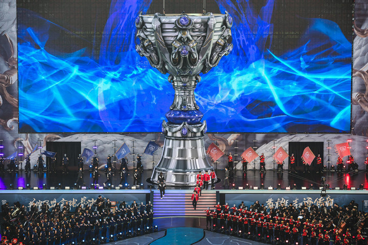 PentaQ知乎问答:如何评价 2017 年 11 月 4 日英雄联盟全球总决赛决赛 SKT vs SSG?
