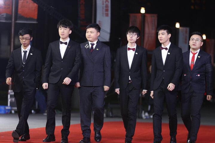 LOL颁奖盛典红毯TOP 10
