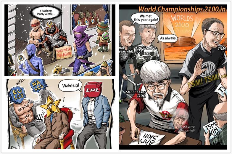 自己足够有趣,才能画出好玩的漫画——《inven漫评》与漫评创作者Lasso