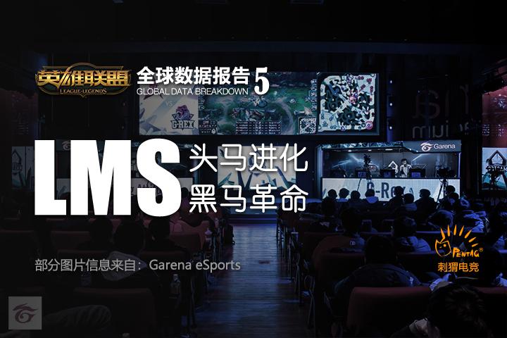 全球数据报告(5)——LMS:头马进化与黑马革命