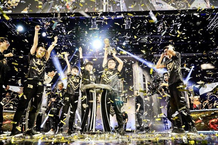 【刺猬问答】时隔三年之后LPL队伍再次登顶季中冠军赛,如何评价RNG此次夺冠?