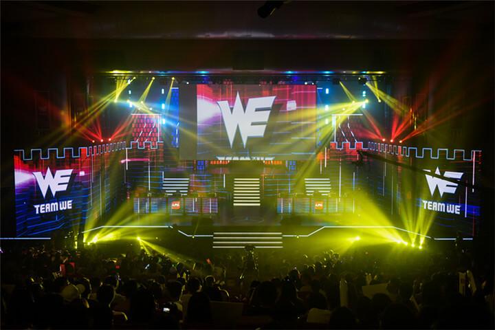 对话WE主场开幕式舞美总导演崔俊熙:每个赛事对我来说都是挑战