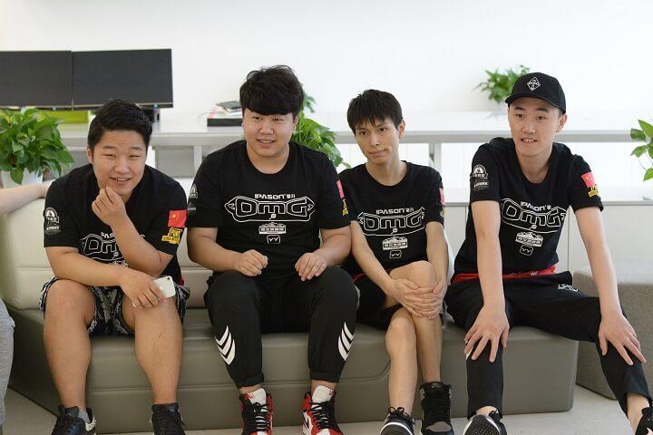 "【PGI战前专访】OMG队长xiaorong:""有趣的事情可以多一点,我们对自己很有信心。"""