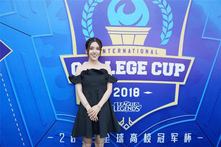 【高校冠军杯专访】Rita:要去享受大学生活