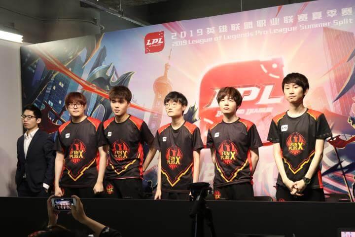 【FPX赛后群访】GimGoon:(目标)进决赛,没有棘手的对手,队友太猛了